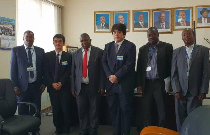 タンザニア_EAC事務局副局長への表敬_株シーエスジェイ